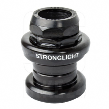 "STRONGLIGHT A9 1"" THREADED HEADSET - BLACK"